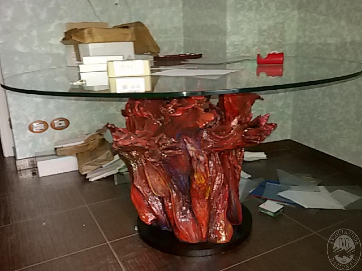 Arredamento Ufficio Rimini : Tavolo ceramica e vetro arredo ufficio