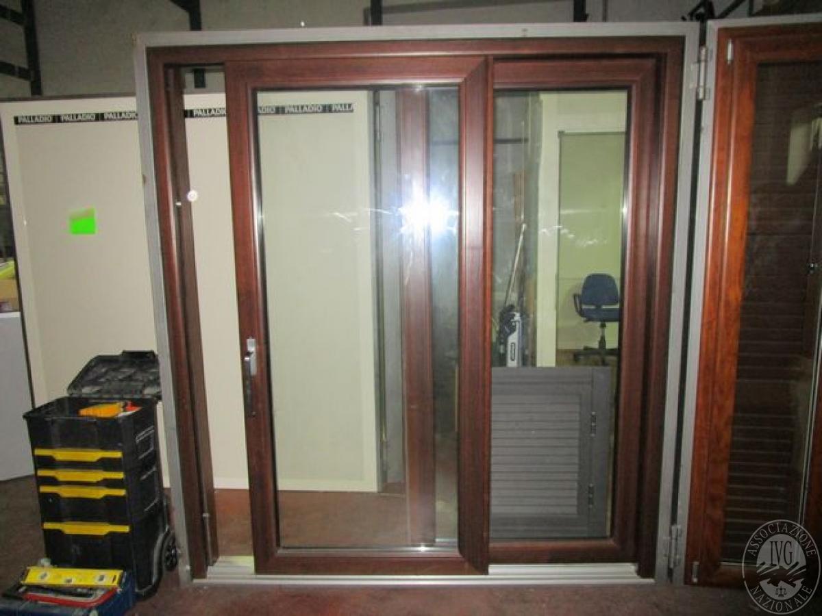 Porta finestra alzante scorrevole ad un 39 anta fissa e un - Porta finestra alluminio ...