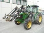 Immagine di Un trattore agricolo marca John Deere