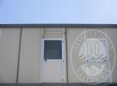 LOTTO N. 9:  Container da mt quadrati 20  di colore grigio chiaro