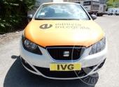Autocarro Seat Ibiza anno 2012  GARA DI VENDITA 2 FEBBRAIO 2019  VISIBILE PRESSO DEPOSITERIA IVG SIENA