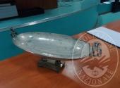 Liquidazione n. 27/2018 - Centrotavola in argento 800, 1085 g