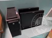 Fall. Myavalon Srl n. 165/2018 - Elaboratore HP Z 820 + due monitor TV Logic LVM 243