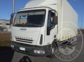 Iveco Eurocargo 75E17 con sponda idraulica, tg. ER689GW