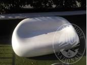 Immagine di Bancone, divanetti, tacvolini, poltrone e portavivande da esterno