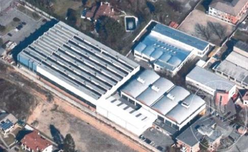 Immagine di Conc. Preventivo GCR Eurodraw srl - Complesso industriale Pogliano Milanese (MI), Via Camillo Chiesa 19/21