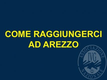 Alla depositeria IVG e alla sala d'aste - Arezzo
