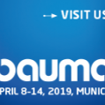 BAUMA - MUNICH APRIL 8/14 2019